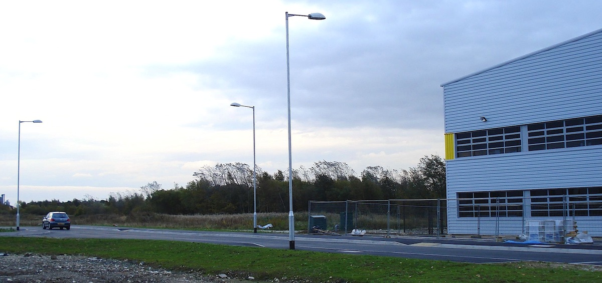 Proposed Site on Priory Park Saltmarsh Court