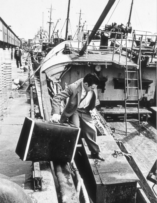 Going back - Trawlermen
